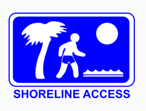 Condominium complexes sued over shoreline access
