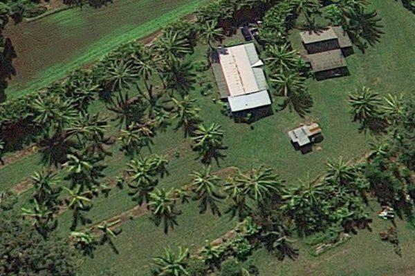 Large house lot