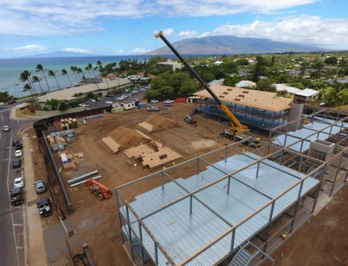 New Workforce Condos Under Construction in Kihei