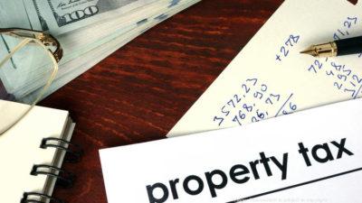 Property Tax Bill
