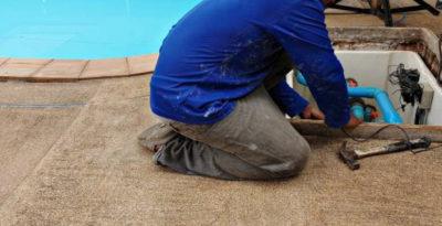 HOA repairs
