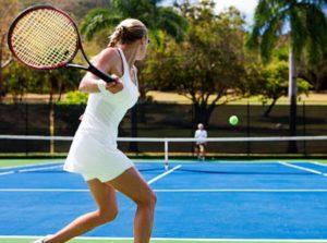 Tennis Court risk