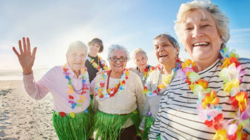 seniors in an HOA