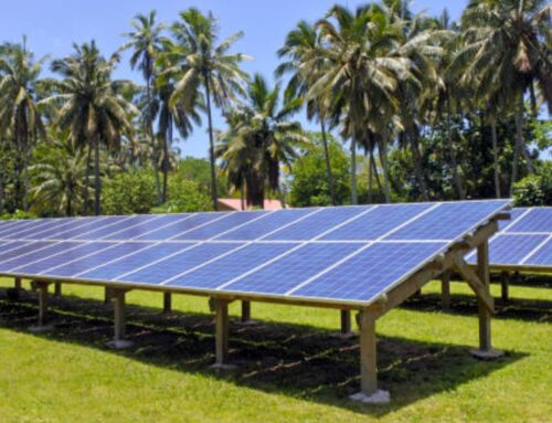 Sunny Skies and Green Energy in Hawaii
