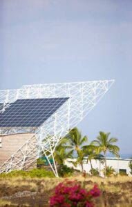 Maui solar panel