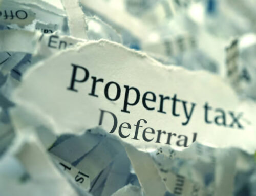 Maui Property Tax Deferral